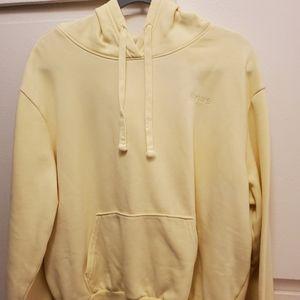 Light yellow hoodie